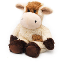 Warmies - Cozy Plush Cow - Grassroots Baby