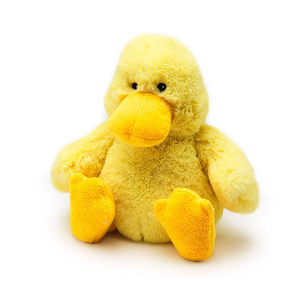 Warmies - Junior Cozy Plush Duck - Grassroots Baby