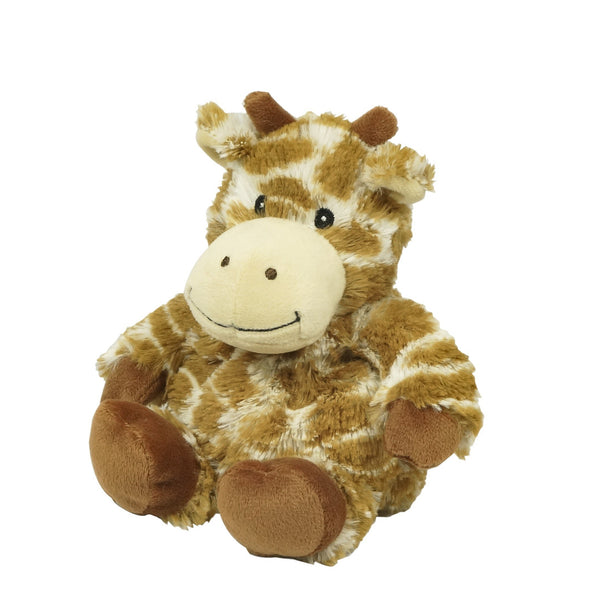 Warmies - Junior Cozy Plush Giraffe - Grassroots Baby