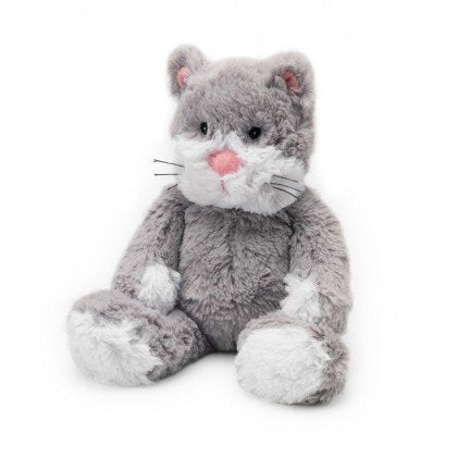 Warmies - Junior Cozy Plush Cat - Grassroots Baby
