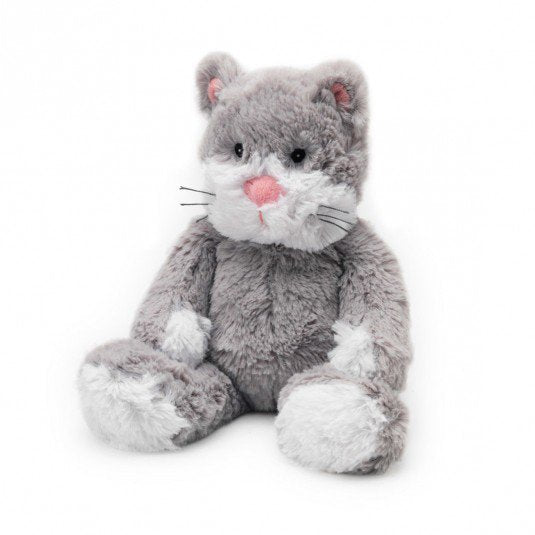 Warmies - Cozy Plush Cat (Blue)