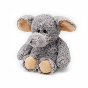 Warmies - Cozy Plush Elephant (Gray)