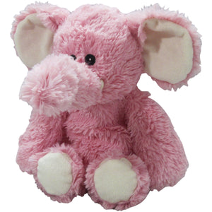 Warmies -  Cozy Plush Elephant (Pink)