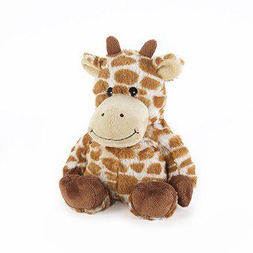 Warmies - Cozy Plush Giraffe - Grassroots Baby