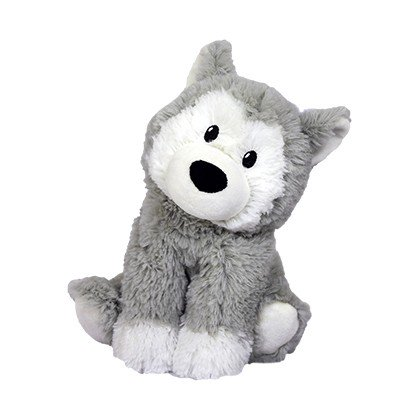 Warmies - Cozy Plush Husky