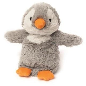 Warmies - Cozy Plush Grey Penguin