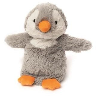 Warmies - Cozy Plush Grey Penguin - Grassroots Baby