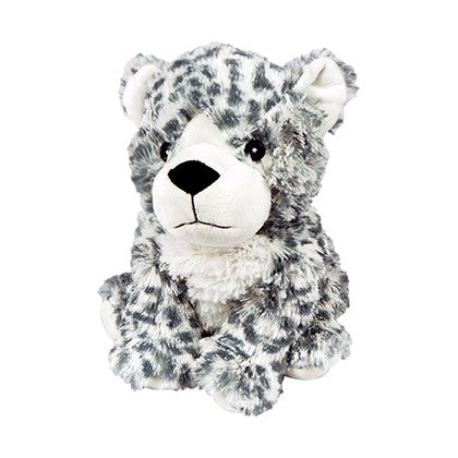 Warmies - Cozy Plush Snow Leopard