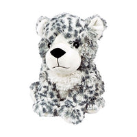 Warmies - Cozy Plush Snow Leopard - Grassroots Baby
