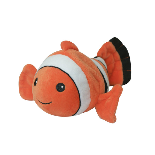 Warmies - Junior Cozy Plush Clown Fish - Grassroots Baby