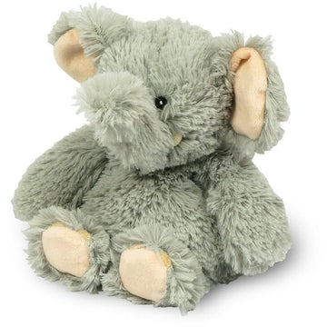 Warmies - Junior Elephant (Gray)