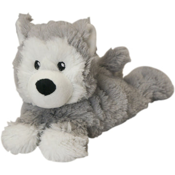 Warmies - Junior Cozy Plush Husky