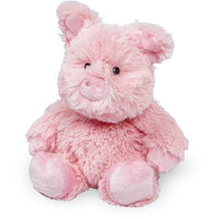Warmies - Junior Cozy Plush Pig - Grassroots Baby