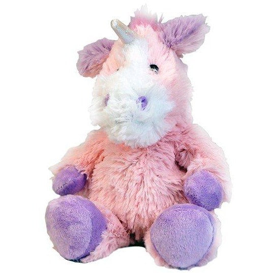 Warmies - Junior Cozy Plush Unicorn
