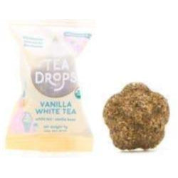 Tea Drops - Vanilla White Tea-Tea Drops-Single Drops in Recyclable Pack-Grassroots Baby