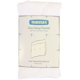 Thirsties - Duo Hemp Prefold