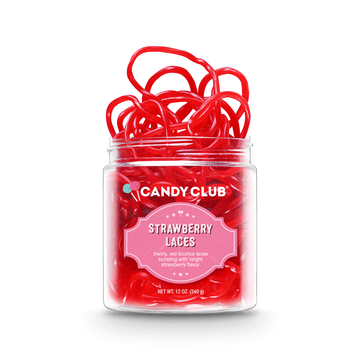 Candy Club - Strawberry Laces