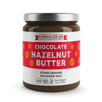 Karmalize.Me - Chocolate Hazelnut Butter