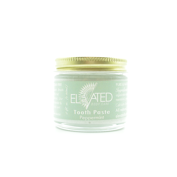 Elevated - Tooth Paste (Peppermint) - Grassroots Baby