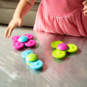 Fat Brain Toys - Whirly Squigz - Grassroots Baby