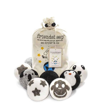 Friendsheep - Wool Dryer Balls (Individual)