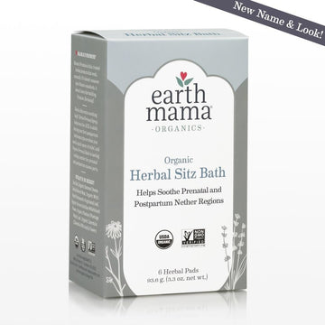 Earth Mama - Organic Herbal Sitz Bath