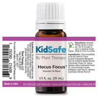 Plant Therapy - Hocus Focus KidSafe Essential Oil Blend - Grassroots Baby