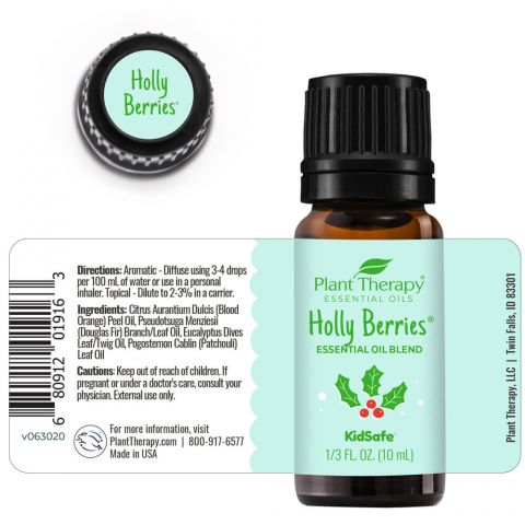 Plant Therapy - Holly Berries Blend