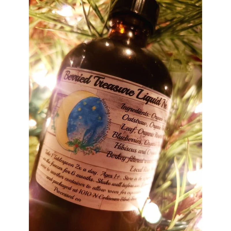 Blessing Moon Herbs - Berried Treasure Liquid Nourishment *Store Pickup Only* - Grassroots Baby