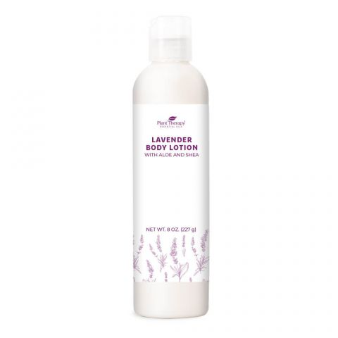 Plant Therapy - Body Lotion with Aloe and Shea (Lavender)