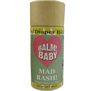 BALM! Baby - Mad Rash (Stick) - Grassroots Baby