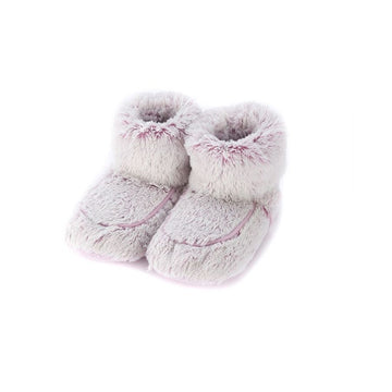 Warmies - Plush Body Boots Pink Marshmallow
