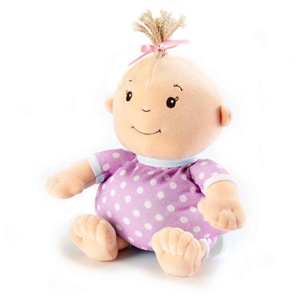 Warmies - Cozy Plush Baby Girl - Grassroots Baby