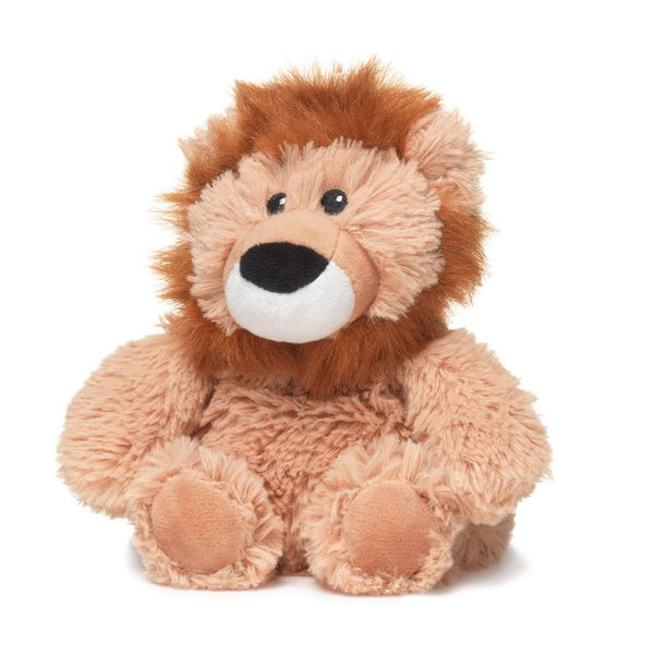 Warmies - Junior Cozy Plush Lion - Grassroots Baby