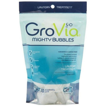 GroVia - Mighty Bubbles Laundry Treatment
