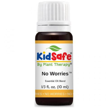Plant Therapy - No Worries KidSafe Essential Oil Blend