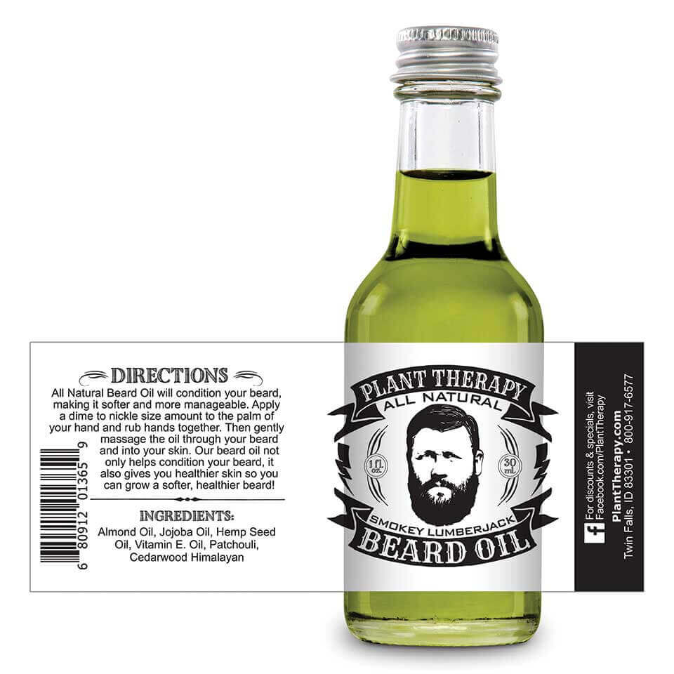 Plant Therapy - All Natural Beard Oil