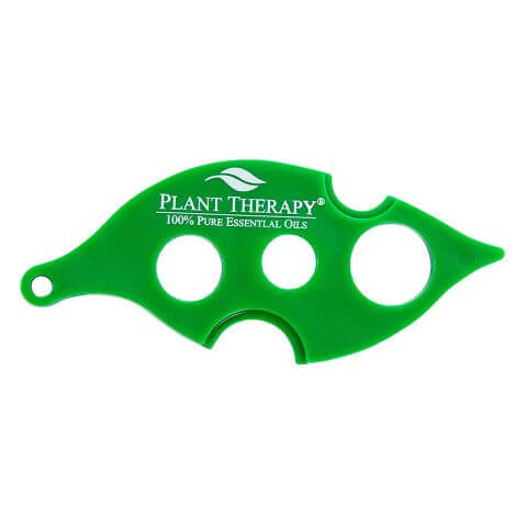 Plant Therapy - Essential Oil Bottle Opener Tool - Grassroots Baby