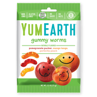 YumEarth - Organic Gummy Worms