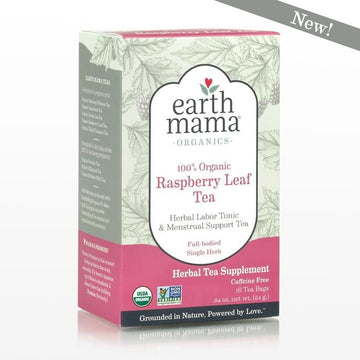 Earth Mama- Organic Raspberry Leaf Tea
