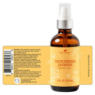 Plant Therapy - Body Oil (Tangerine Jasmine)