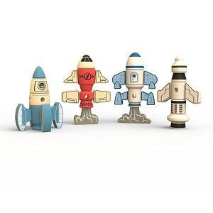 Begin Again Toys - Tinker Totter Rockets
