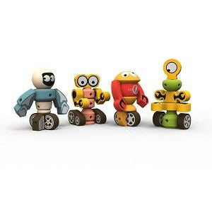 Begin Again Toys - Tinker Totter Robots