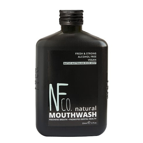 The Natural Family Company - Natural Mouthwash-The Natural Family Company-Grassroots Baby