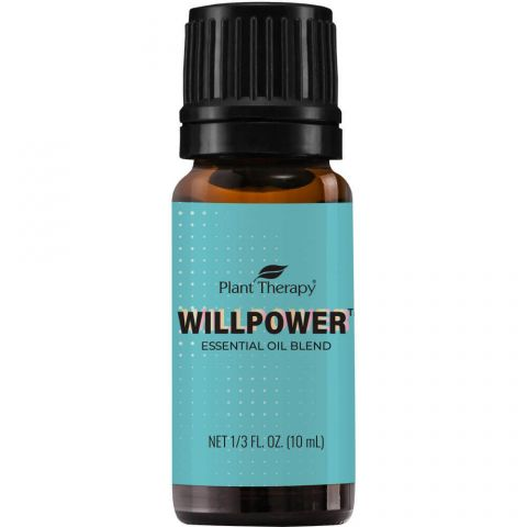 Plant Therapy - Willpower Essential Oil Blend 10mL - Grassroots Baby