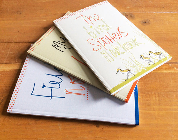 Bird spotters Notebook - Collection