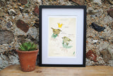 Goldcrest Ltd Ed. print
