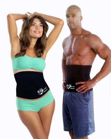 We The Planet Super Waist Trimmer for The Ultimate Slim Waist, 1-size-fits-all …