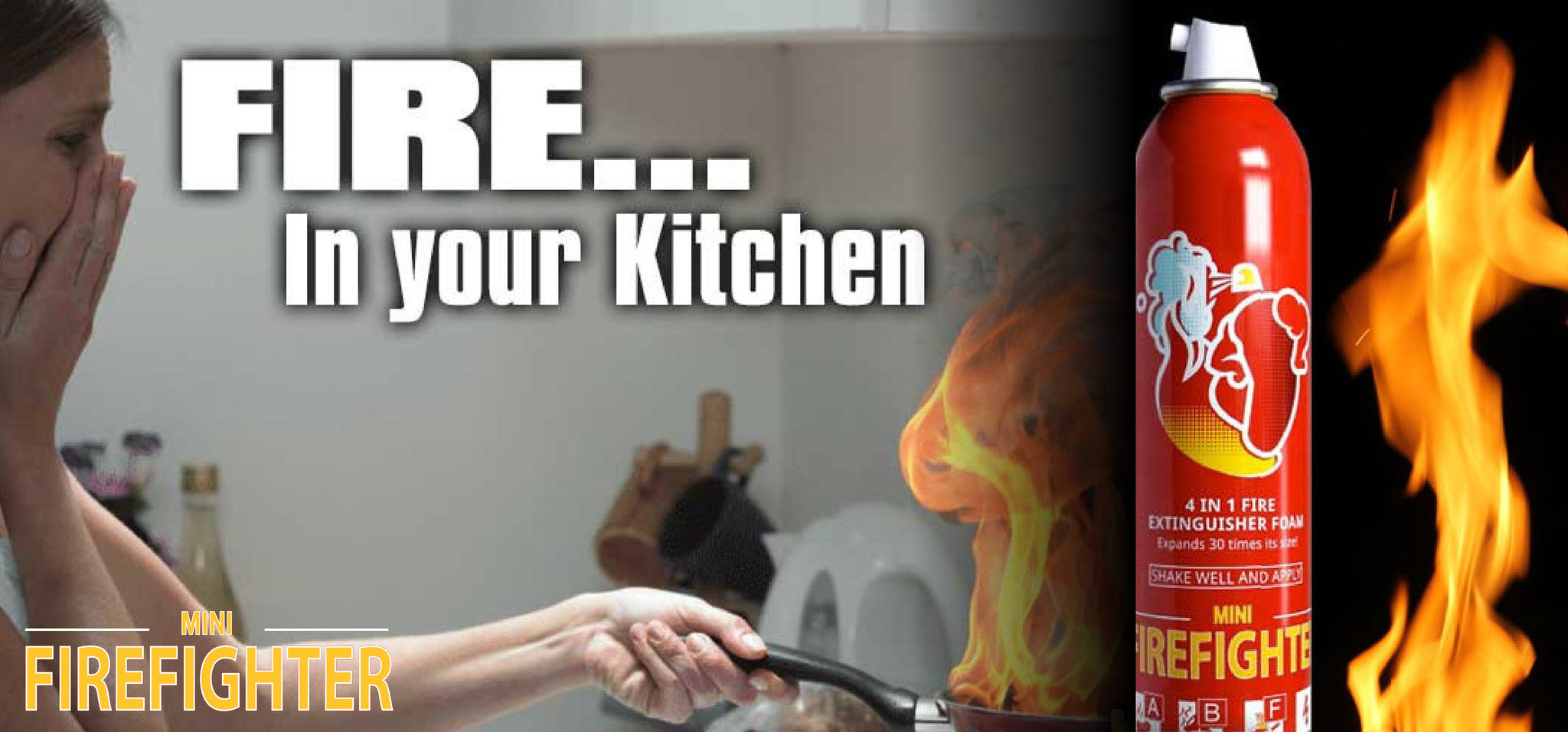 Kitchen Fire, extinguisher, kitchen fire extinguisher,
