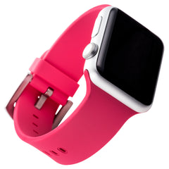 WITHit Silicone Band for 38 or 40mm Apple® Watch™ - Blush